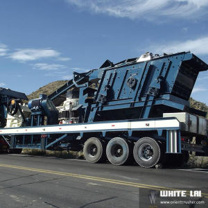 Mobile Crawler Type Mobile Crusher pictures & photos
