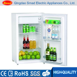 95L National Solid Door Mini Refrigerator with Lock pictures & photos