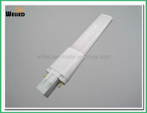 4W 6W 8W Silm Gx23 Pl LED Tube Light G23 with SMD2835 LED Lamp pictures & photos