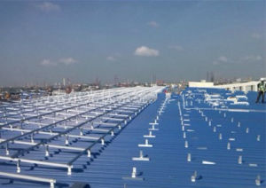 Supply Caigang Watt /Aluminum Alloy Photovoltaic Solar Photovoltaic Bracket pictures & photos