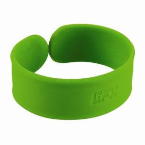 Promotional Colorful Debossed One Inch Silicone Slap Bracelet pictures & photos