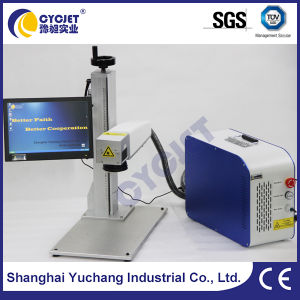Fiber Laser Printer with High Speed Software pictures & photos