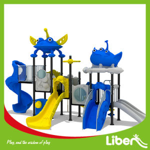 Play System for Kids Outdoor Playground (LE. MH. 011) pictures & photos
