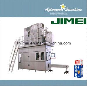 Long Life Milk/Juice Paper Carton Filling Machine (Shanghai Jimei) pictures & photos