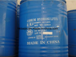 Industry grade, white powder Na2O4S2 90%88%85% sodium hydrosulfite pictures & photos
