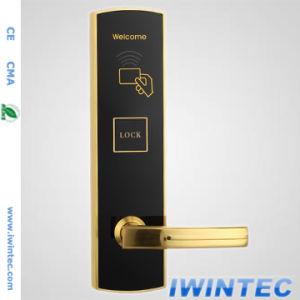 Temic Lock, RF MIFARE Lock, Waterproof Hotel Door Lock for Outdoor Use pictures & photos