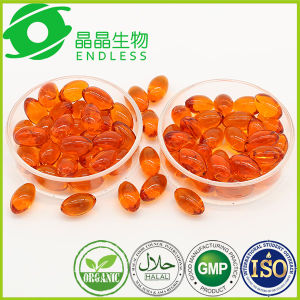 Sea Buckthorn Oil Capsule Rich in Vitamin and Fatty Acid pictures & photos