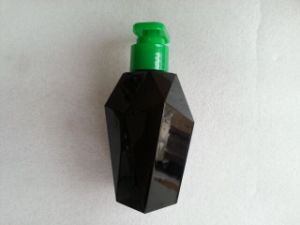 Guangzhou Manufacturing Shaped PETG Cosmetic Bottle Jj-020 pictures & photos