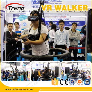 Amusement Park Rides Virtual Reality Treadmill pictures & photos