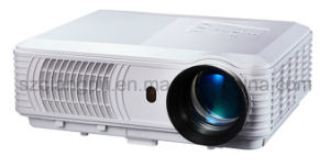 Android WiFi 3000lm HDMI Home Theater Projector with DVB-T (SV-228) pictures & photos
