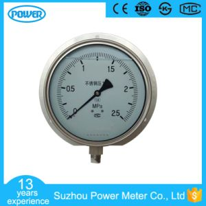 6 Inch 150mm Panel Mounted Stainless Steel Wika Pressure Gauge pictures & photos