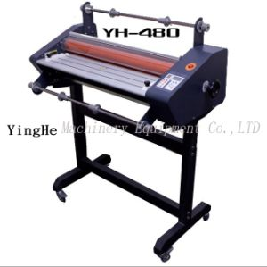 Hot Sale! New Model Roll Laminator (YH-480) pictures & photos