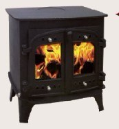 Cast Iron Wood Burning Stoves (AM13-7KW) pictures & photos