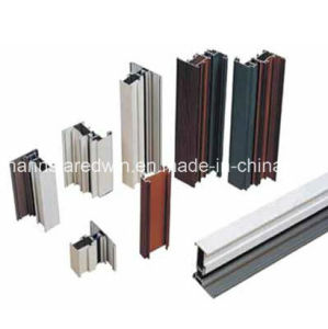 Aluminum Profile for Window and Door Supplier pictures & photos