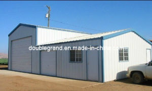 Steel Frame Industrial Buildings/Light Weight Steel Industrial Buildings pictures & photos