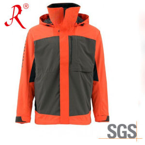 New Design 3-Layer Waterproof Wading Jacket Fishing Tackle (QF-1852) pictures & photos