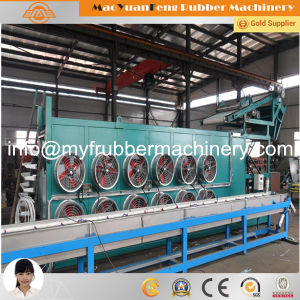 Rubber Piece Batch-off Cooling Machine with BV SGS Ce Certification pictures & photos