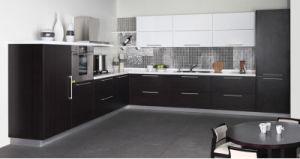 Modern Melamine Modular Wholesale Wood Kitchen Units Furniture (zg-038) pictures & photos