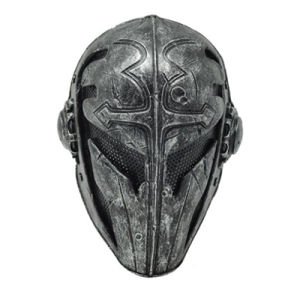 "Wire Mesh ""Templar"" Airsoft Tactical Mask"