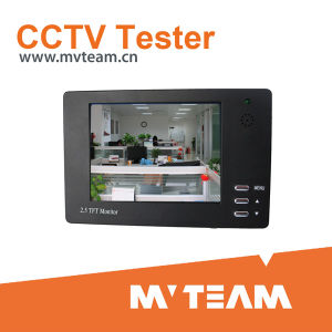 Mvteam Security Products CCTV Tester for Surveillance Camera (MVT-T250) pictures & photos