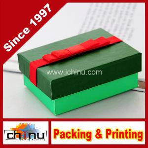 Custom Printed Luxury Jewelry Box (140003) pictures & photos