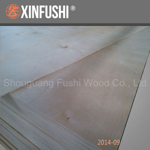 BB/CC Grade European Commercial Plywood with Poplar Core Top Quality pictures & photos