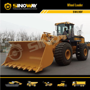 Mining Wheel Loader (SWL90F) pictures & photos