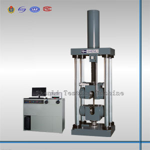 500kn Electro-Hydraulic Servo Universal Testing Machine pictures & photos