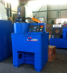 Flexible Hose/Air Conditioning Hose Crimping/Swage Machine pictures & photos
