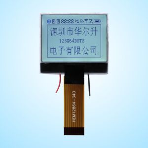 Graphic Customized LCD (Size: 51.4 X 45.4 mm)