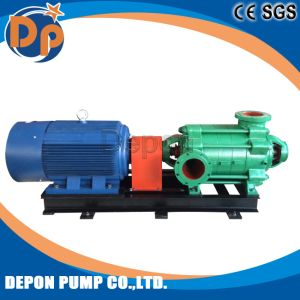 Multistage High Pressure Diesel Water Pump with Trailer pictures & photos