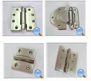 Stainless Steel Consealed Hinge, Closed Hinge