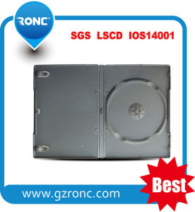 Black or Transparent Color 9mm DVD Box pictures & photos
