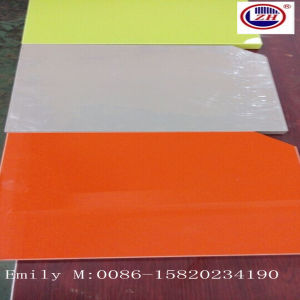 18mm Glossy UV MDF for Kitchen Cabinet Door (ZHUV) pictures & photos