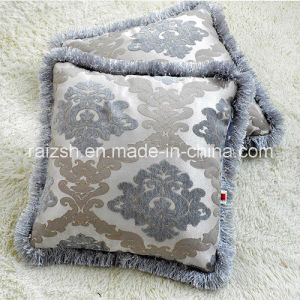 Luxury Style Pillow Fabric Chenille Fabrics pictures & photos