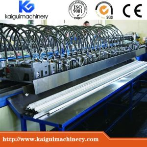 Automatic Light Weight Steel T Grid Bar Roll Forming Making Machine pictures & photos