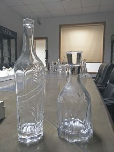 Transparent Exquisite Shape, Various Capacity Packaged Perfume Bottle, OEM/ODM Acceptable pictures & photos