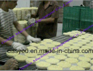 Automatic Fried Food Instant Noodle Maker Production Line Machine pictures & photos