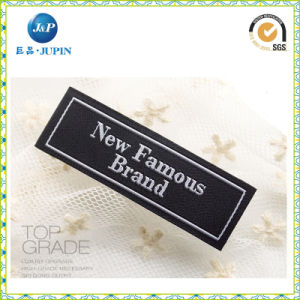 High Density Woven Label for Garment, Bag, Shoes (JP-CL027) pictures & photos