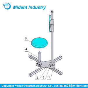 Clinic Special Floor Type Dental Radiography Machine Digital X-ray pictures & photos