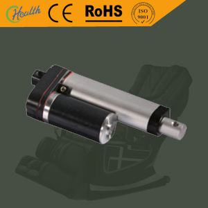 24V DC 8000n IP54 Limit Switch Built-in Linear Actuator for Massage Chair