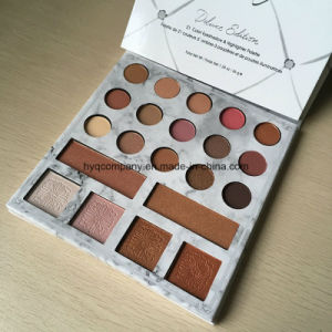 Bh Cosmetic Carli Bybel Deluxe Edition Highlighter 21 Colors Eyeshadow Palette pictures & photos