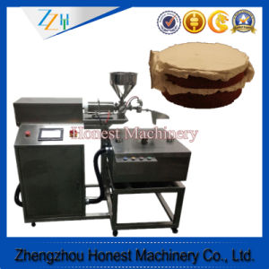 Cake Cream Spreading Machine with Factory Price pictures & photos