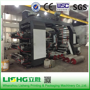 Ytb-6800 High Speed Nonwoven Cloth Printing Machinery pictures & photos