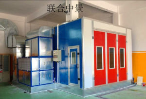 Agricultural Machinery Spray Coating Machine