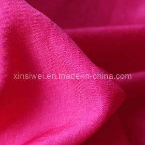 Twill Soft Fabric/Twill Washed Velvet/Imitation Silk Fabric (SL645) pictures & photos