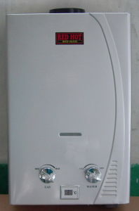 Gas Tankless Water Heater Gas Water Heater with Burner pictures & photos