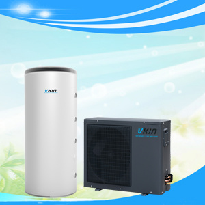 410A DC Inverter Split Type Air to Water Heatpump W/O Tank/ETL/UL/SGS/GB/CE/Ahri/cETL/Energystar Vrha-18an1dcts66