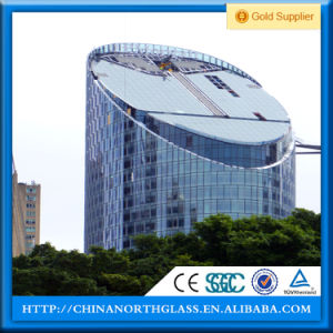 Hot Selling Good Quality Reflective Curtain Wall Glass pictures & photos