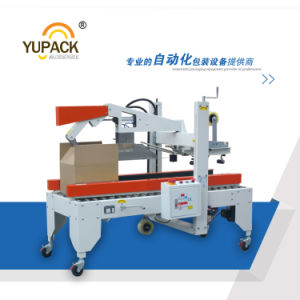 Automatic Fold Box Carton Sealing Machinery/ Box Carton Tape Sealing Machine pictures & photos